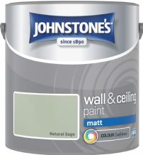 Johnstones Natural Sage Coloured Emulsion